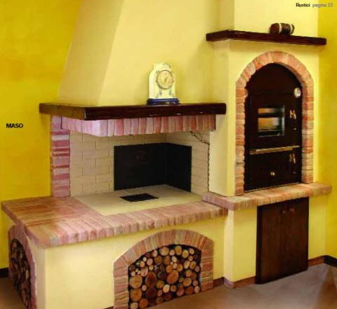 Cucine in muratura a Perugia e provincia