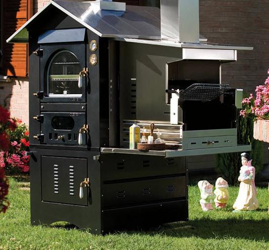 Caminetti barbecue da esterno barbecue in muratura senza - Caminetti per esterno ...