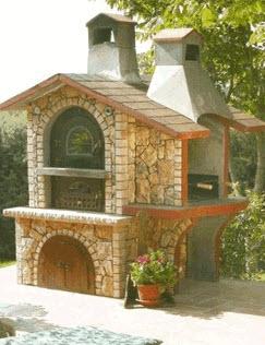 Barbecue, bracieri, grill e accessori, forni da esterno