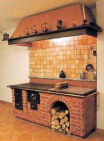 Stunning cucina a legna in muratura photos - Cucine udine vendita ...