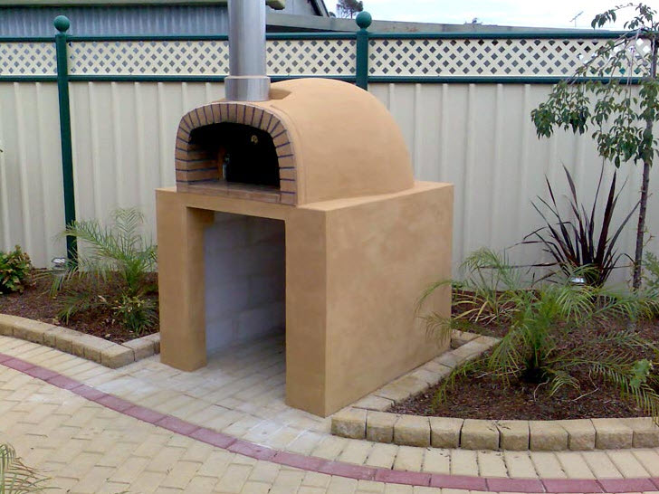 Forno per pizza in muratura ap08 regardsdefemmes - Forno pizza da esterno prezzi ...