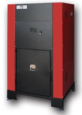 Caldaia a pellet da esterno condizionatore manuale for Stufe a pellet dz