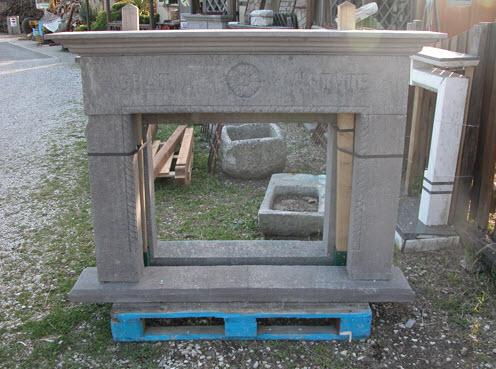 mattoncini in pietra leccese per camino : Cornici In Pietra Leccese Per Camini Pictures to pin on Pinterest