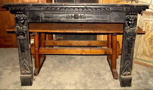 Camini antichi legno pannelli termoisolanti for Camini in legno