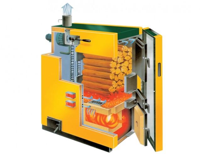 Caldaie a pellet herz installazione climatizzatore for Montacarichi per legna