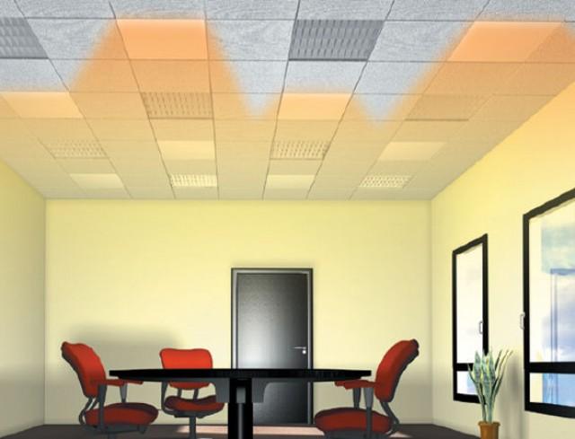 pannelli radianti a parete o a soffitto?
