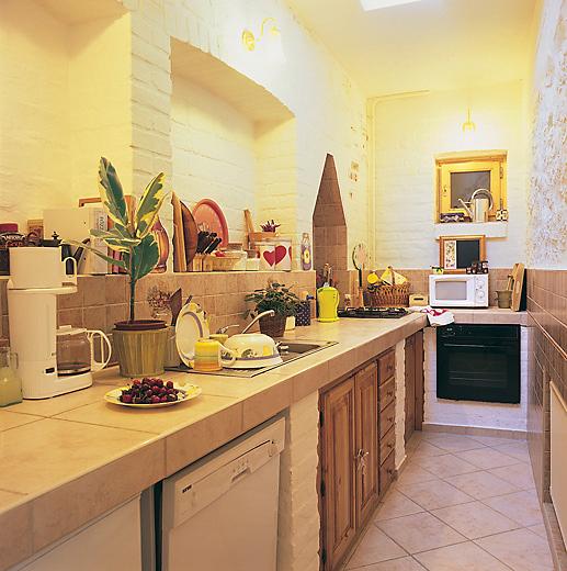 Stunning Progettare Una Cucina In Muratura Photos - Ideas & Design ...