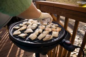 I barbecue elettrici