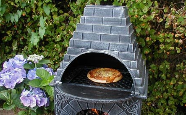Forni da giardino per le vostre grigliate all\'aperto