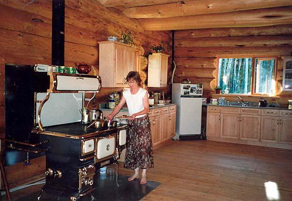 Termocucina a legna usata simple klover termostufa legna - Termocucina a legna usata ...