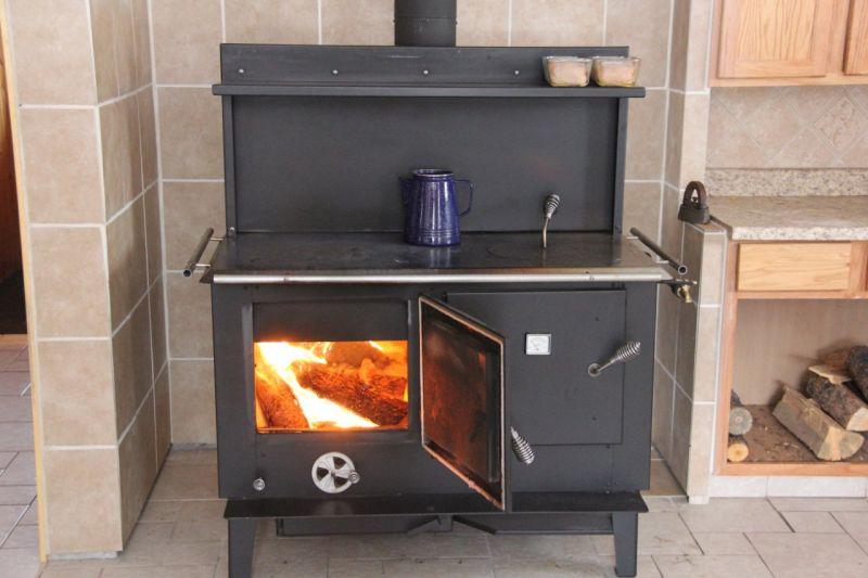 Le termocucine a legna: cucinare e riscaldare all\'antica;tabelle ...