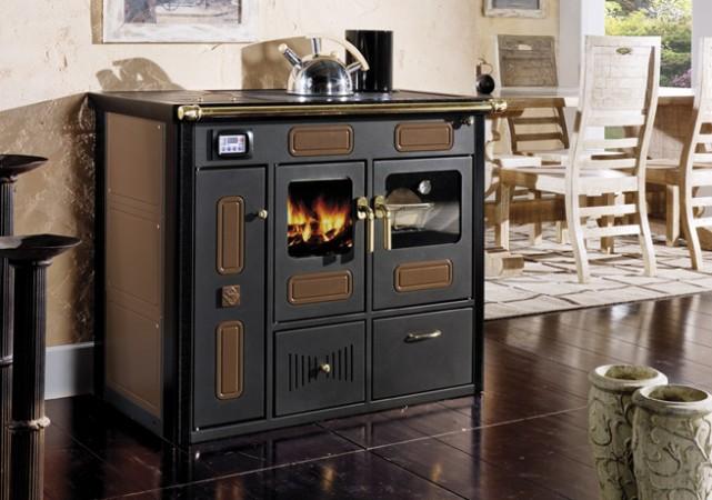 Stufe a pellet con piastra per cucinare installazione climatizzatore - Stufa a pellet per cucinare ...