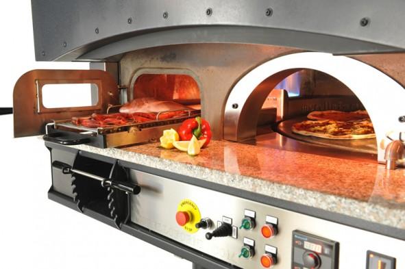 Forni a legna per pizza professionali prezzi for Temperatura forno pizza