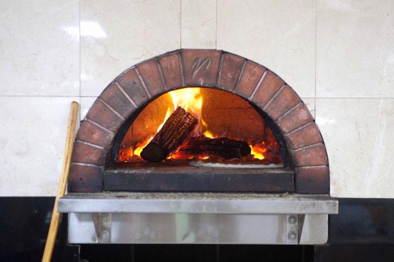 Plafoniere per forni a legna forni in muratura per esterni con