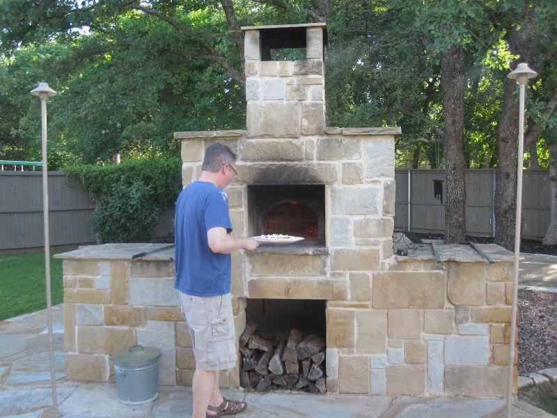 Come collocare correttamente il forno a legna allinterno e all