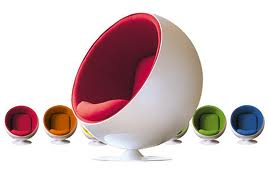 Ball Chair_Eero Arnio (Vitra_1963)