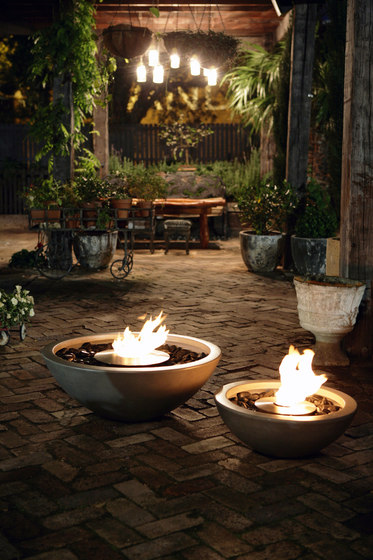Camino MIX Fire Bowls_EcoSmart™Fire