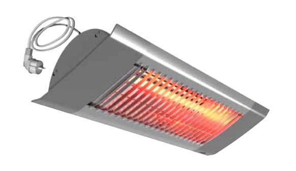Riscaldamento raggi infrarossi controindicazioni for Pannelli radianti infrarossi portatili