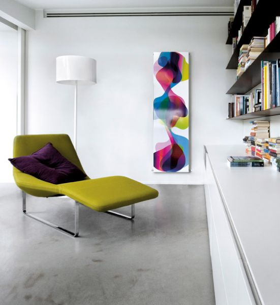 Radiatore Therme, collezione Art Radiators by Caleido