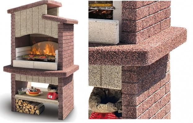 Barbecue in muratura cimentarsi nell arte culinaria