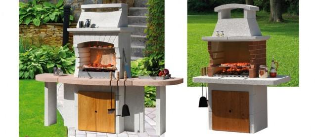 Illuminazione terrazza creativo - Barbecue da esterno prezzi ...