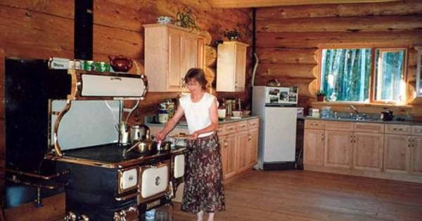 Le cucine a legna e gas: sicurezza del gas e la tradizione ...
