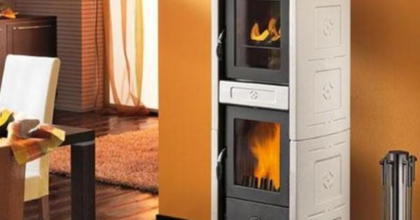 Stufe a legna con forno: cucinare e riscaldare allo stesso tempo