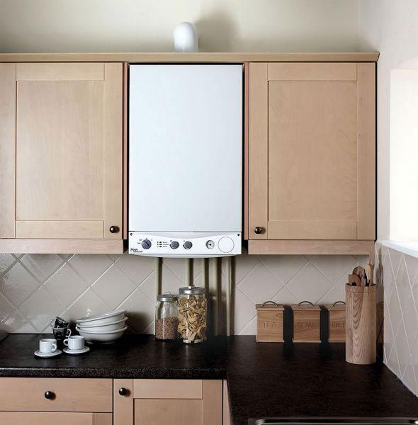 Scegliere la caldaia in base allo spazio di installazione