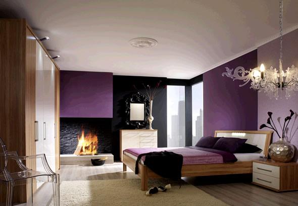 Salone Moderno Con Camino: Un rendering d di bianco salone interno con ...