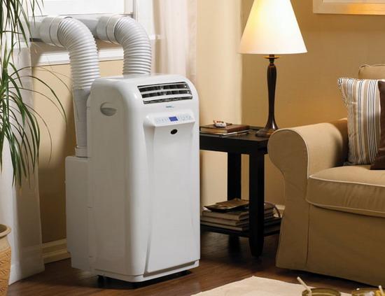 Condizionatori climatizzatori portatili con unita esterna - Climatizzatori portatili senza tubo ...