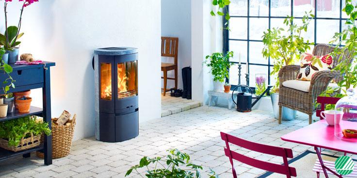 Le stufe da esterno: per riscaldare il giardino e il terrazzo