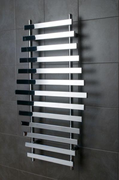 Bathrooms designer - Scaldasalviette Ad Infrarossi Riscaldare Con Eleganza
