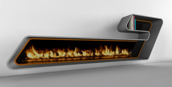 Termocamino A6DS Fireplace_After6 Design Studio